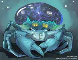 [Quickie]  The Cosmic Crab by Ulario