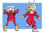 AdventureTime - Cake-Boots and Jake-Boots by KirstyEmma