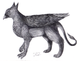 Gryphon by infinitize