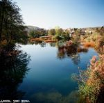 Autumn at Mreznica River 4 by ivoturk