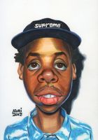 Earl Sweatshirt by ActionHankBeard