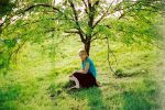 Tree Sitting by smleimberg
