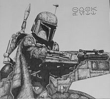 Boba Fett by TheStu