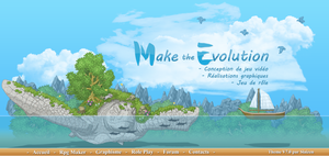 Make The Evolution New Concept (+video making of) by Slaizen