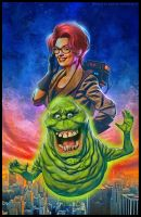 GHostbusters - Who Ya Gonna Call? by Valzonline