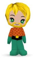 Mini Buddy Aquaman by SinLikeUMeanIt