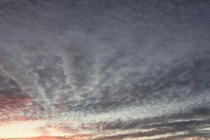 Pink and Gray Sunset Aug. 21 - 01 by Thy-Darkest-Hour