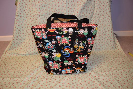 Onepiece Tote Bag for Sale by GoupyCat