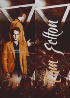 Tom Felton Bookmark by N0xentra