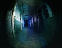 Waverly hills sanatorium hall by RawMortis