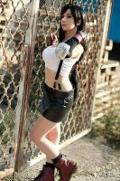 Tifa Lockhart from Final Fantasy VII by RicaRaion