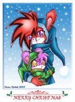 Merry Christmas :D by ZombiDJ