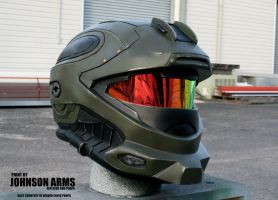 HALO Recon Helmet Replica by JohnsonArms