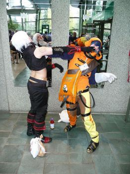 Sucker punch by Royal-Cosplayers