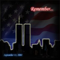 Remembering 9-11 by DrGengar