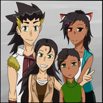 Request: Family Photo by JadeRanger123
