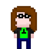 Pixel Series - Me by VG-Zoodle