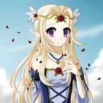 Birthday Lady-Zelda-of-Hyrule by Icy-Snowflakes