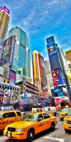 Times Square I by AlanSmithers