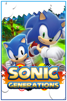 Sonic Generations Poster by darkfailure
