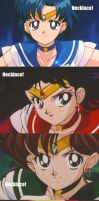 Sailor Moon with My Little Pony: FIM Quote by saki-senpai
