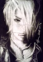 Reita in White Charcoal by SparManTan
