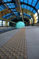 Metro station II by CULAter-stock