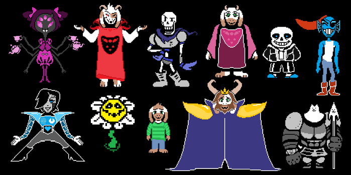 My Own Sprite Coloring by lolhooplacatz