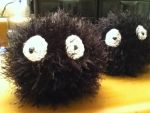 Soot Sprite Toy by magpie89