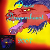sketch book dragon by DraveDragonheart