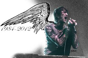RIP Mitch Lucker by Kunai-Kurenai