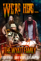 WWE - The Wyatt Family by TheIronSkull