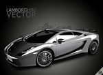 Lamborghini vector by Dewoodesign