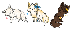Canine Adopts: OPEN by hushbee