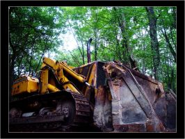 Bulldozer by ScaperDeage