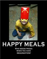 Happy Meals by Randimaxis