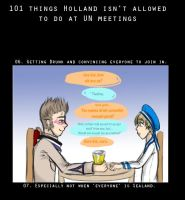 Hetalia: 101 things 6 and 7 by voicelesss