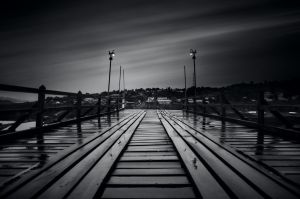 Mon Bridge by palmbook