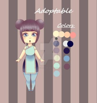 [CLOSED] Cute and CHEAP Adoptable 1 by PaTy-Nee-Chan