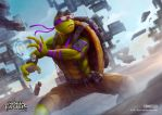 Donatello (Donnie) by ryan-mahendra