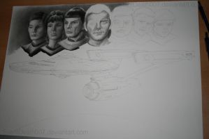 :PROJECT STAR TREK WIP II: by Angelstorm-82