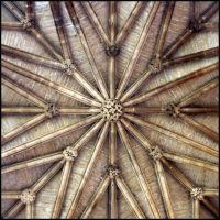 Chapter House Vault by GravityLens