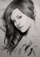 Rihanna by KatherinaIlic