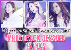 PHOTOPACK Jessica (SNSD) #165 by YunaPhan
