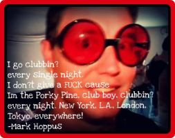Mark Hoppus Club Boy by Tailz96