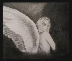 Angel by RyuTheArtist