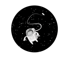 Astronaut by Renegade-Hamster