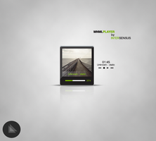 Minimal Player #2 by lpzdesign