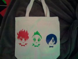 Trio Bag by BlankInSpace