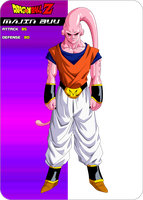 super buu card by maffo1989